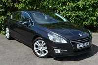 USED 2012 12 PEUGEOT 508 2.0 HDI ALLURE 4d 140 BHP