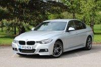 USED 2013 13 BMW 3 SERIES 2.0 320D M SPORT 4d AUTO 181 BHP