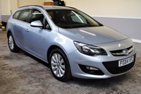 USED 2014 64 VAUXHALL ASTRA 1.6 TECH LINE CDTI ECOFLEX S/S 5d 108 BHP 2014 Astra Tech Line Estate, great value family diesel with 72k miles and good history! Spec including Bluetooth & Sat Nav!