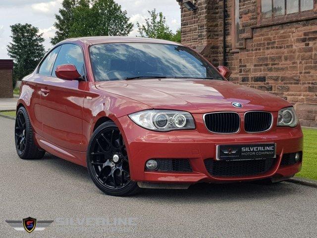 2009 S BMW 1 SERIES 2.0 123D M SPORT 2d 202 BHP