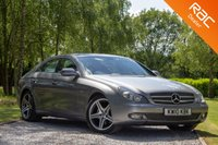 USED 2010 10 MERCEDES-BENZ CLS CLASS 3.0 CLS350 CDI GRAND EDITION 4d 224 BHP £0 DEPOSIT BUY NOW PAY LATER - SERVICE HISTORY - NAVIGATION