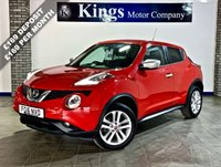 USED 2016 16 NISSAN JUKE 1.5 ACENTA DCI 5dr  £20 Tax, Facelift Model, 70.6 MPG , Drive Away SAME DAY !!