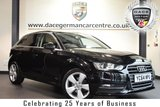 USED 2014 64 AUDI A3 1.6 TDI SPORT 5DR AUTO 109 BHP excellent service history  FINISHED IN STUNNING BRILLIANT BLACK WITH CLOTH UPHOLSTERY + EXCELLENT SERVICE HISTORY + BLUETOOTH + DAB RADIO + HEATED MIRRORS + AUXILIARY PORT + AIR CONDITIONING + 17 INCH ALLOY WHEELS