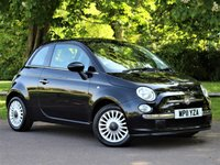 USED 2011 11 FIAT 500 1.2 LOUNGE 3d 69 BHP £75 PCM With £395 Deposit
