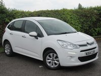 USED 2014 64 CITROEN C3 1.2 VTR PLUS 5d * ONE OWNER FROM NEW * FULL SERVICE HISTORY *