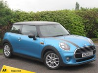 USED 2016 16 MINI HATCH COOPER 1.5 COOPER D 3d 114 BHP * 12 MONTHS AA BREAKDOWN COVER * 128 POINT AA INSPECTED *