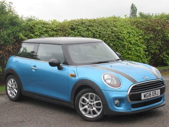 2016 MINI HATCH COOPER 1.5 COOPER D 3d 114 BHP £9912.00