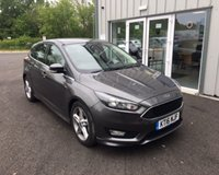 USED 2016 16 FORD FOCUS 1.0 ZETEC S ECOBOOST 125 BHP THIS VEHICLE IS AT SITE 1 - TO VIEW CALL US ON 01903 892224