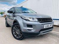 2012 LAND ROVER RANGE ROVER EVOQUE 2.2 SD4 PRESTIGE LUX 5d AUTO 190 BHP £18900.00