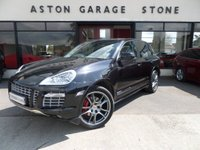 2009 PORSCHE CAYENNE GTS CAYENNE GTS 4.8 TIPTRONIC S **REAR ENTERTAINMENT * PAN ROOF** £21990.00