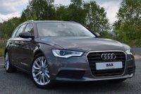 2011 AUDI A6 3.0 AVANT TDI QUATTRO SE 5d AUTO 245 BHP £9990.00