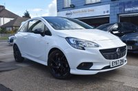 USED 2017 67 VAUXHALL CORSA 1.4 LIMITED EDITION S/S 3d 99 BHP