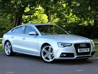USED 2012 12 AUDI A5 2.0 TFSI QUATTRO S LINE 5d 208 BHP £266 PCM With £1399 Deposit