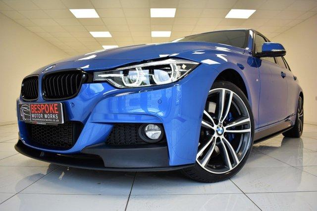 2016 16 BMW 3 SERIES 330D XDRIVE M SPORT AUTOMATIC