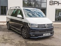USED 2017 67 VOLKSWAGEN CARAVELLE 2.0 EXECUTIVE TDI BMT 5d AUTO 201 BHP
