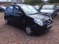 USED 2009 59 KIA PICANTO 1.0 1 5d 61 BHP 1 OWNER FROM NEW