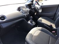 USED 2018 18 HYUNDAI I10 1.2L SE 5d AUTO 86 BHP ** RAC BUYSURE INSPECTED **