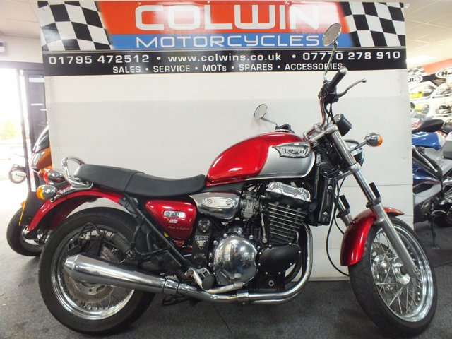 View our TRIUMPH LEGEND