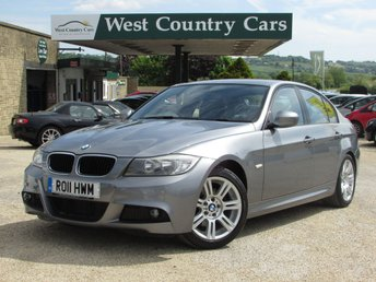 2011 BMW 3 SERIES 2.0 320D M SPORT 4d 181 BHP £9000.00