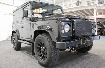 2013 LAND ROVER DEFENDER Land Rover Defender 90 2.2 TD XS Hard Top 3dr £SOLD