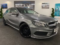 2014 MERCEDES-BENZ A CLASS 1.5 A180 CDI BLUEEFFICIENCY AMG SPORT 5d 109 BHP £SOLD