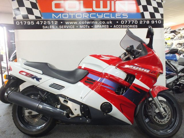 View our HONDA CBR1000F