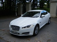 2012 JAGUAR XF 2.2 D SE BUSINESS 4d AUTO 163 BHP £7995.00