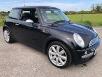 2004 MINI HATCH ONE 1.6 ONE 3d 89 BHP £1495.00