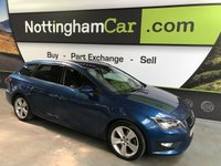USED 2015 64 SEAT LEON 2.0 TDI FR TECHNOLOGY 5d 184 BHP