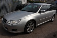 USED 2007 57 SUBARU LEGACY 2.0 R SPORTS TOURER AWD 5d 165 BHP