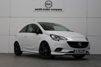 USED 2016 16 VAUXHALL CORSA 1.4 LIMITED EDITION S/S 3d 99 BHP