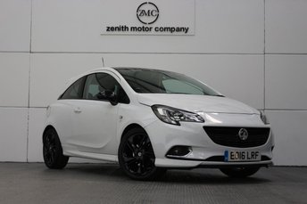 2016 VAUXHALL CORSA 1.4 LIMITED EDITION S/S 3d 99 BHP £7694.00