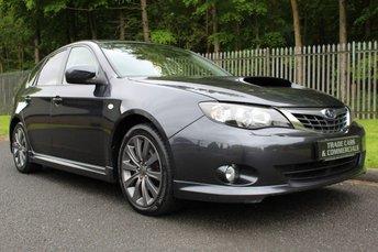 2009 SUBARU IMPREZA 2.5 WRX 5d 227 BHP £7500.00