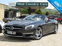 USED 2014 64 MERCEDES-BENZ SL 5.5 SL63 AMG 2d AUTO 577 BHP Equipped With AMG Performance Package