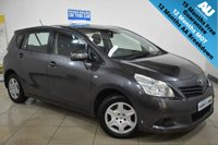 USED 2011 61 TOYOTA COROLLA VERSO 1.6 T2 VALVEMATIC 5d 130 BHP 7 SEATER