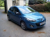 USED 2013 63 MAZDA 2 1.3 SPORTS  VENTURE  5d 83 BHP