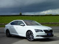 USED 2016 66 SKODA SUPERB 2.0 LAURIN AND KLEMENT TSI DSG 5d AUTO 276 BHP 280BHP PETROL AUTO DSG, 4WD, LAURIN AND KLEMENT EDITION