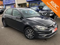 2017 VOLKSWAGEN GOLF 1.4 SE NAVIGATION TSI BLUEMOTION TECHNOLOGY DSG 5d AUTO 121 BHP