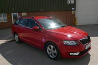 2015 SKODA OCTAVIA 1.6 SE BUSINESS GREENLINE III TDI CR 5d 109 BHP £6893.00