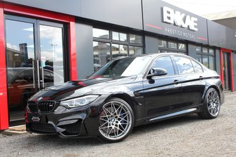 2017 BMW M3 3.0 M3 COMPETITION PACKAGE 4d AUTO 444 BHP £45995.00