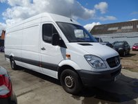 USED 2011 11 MERCEDES-BENZ SPRINTER 2.1 310 CDI LWB NO VAT LEZ COMPLIANT