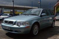 2003 VOLVO V40 1.9 SE 5d AUTO 135 BHP £795.00