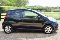 USED 2013 13 PEUGEOT 107 1.0 ALLURE 3d 68 BHP FSH, £0 TAX, NEW MOT, BLUETOOTH, PERFECT FIRST/SECOND CAR!