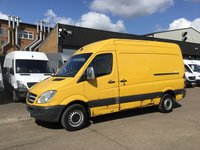 USED 2008 58 MERCEDES-BENZ SPRINTER 2.1 311CDI MWB HIGH ROOF. AIRCON. MOT - 2020. BARGAIN. PX AIR CON. 218K. CHEAPEST IN UK. BARGAIN. EXPORT. PX