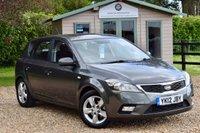 2012 KIA CEED 1.6 2 5d AUTO 124 BHP £5495.00