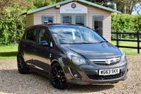 2013 VAUXHALL CORSA 1.2 LIMITED EDITION 5d 83 BHP £5495.00