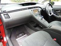 USED 2010 10 TOYOTA PRIUS 1.8 T SPIRIT VVT-I 5d AUTO 99 BHP LOW MILEAGE SAT NAV REV CAM £10 TAX FTSH