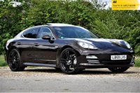 USED 2010 59 PORSCHE PANAMERA 4.8 V8 4S AWD 5dr STUNNING UNIQUE  EXAMPLE