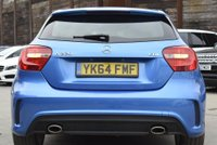 USED 2014 64 MERCEDES-BENZ A CLASS 2.1 A220 CDI AMG Sport 7G-DCT 5dr 1 OWNER,BLUETOOTH,FINANCE,PSH