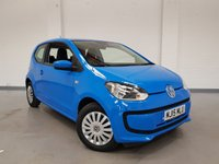 USED 2015 15 VOLKSWAGEN UP 1.0 MOVE UP £20. per year tax and up to 72 MPG